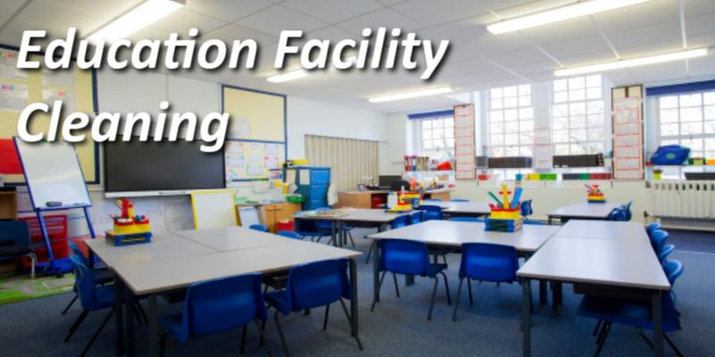 education facility cleaning cnlproclean