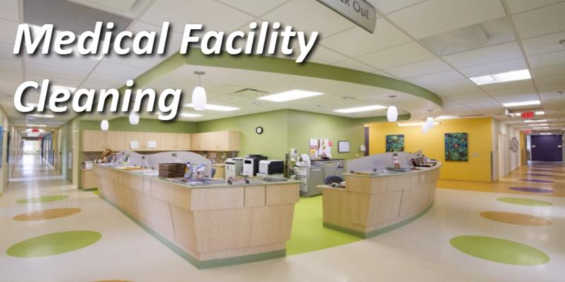 medical office cleaning cnlproclean Georgetown Texas